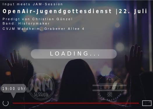 OPEN-AIR Jugendgottesdienst